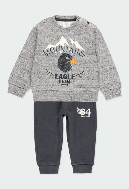 Pack en tricot pour bébé garçon_1