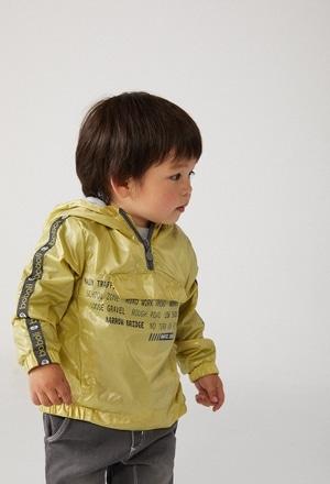 Canguro tejido técnico de bebé niño_1