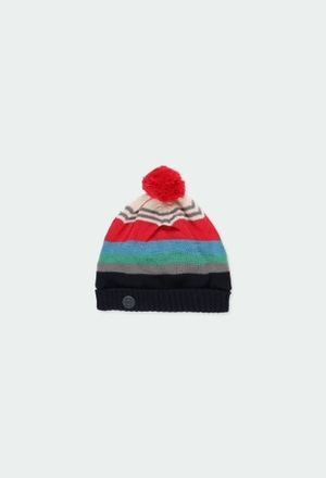 Knitwear hat for baby boy_1