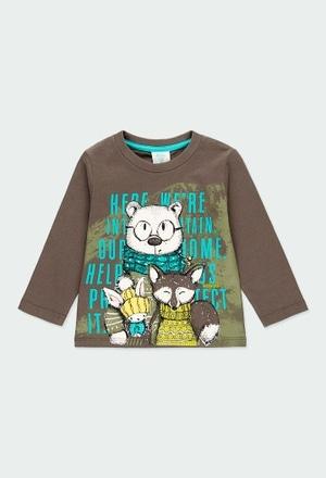 "Maglietta jersey ""animali"" per bimbo_1"