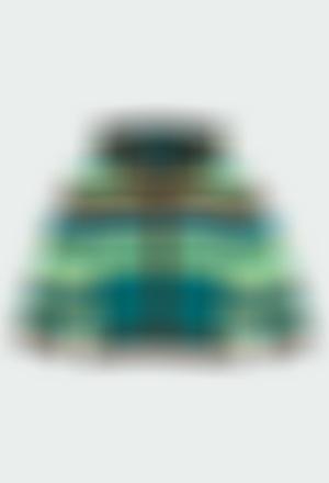 Knitwear jacket striped for baby boy