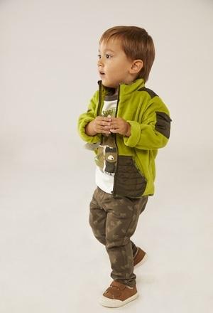 Jacke polar kombiniert für baby_1