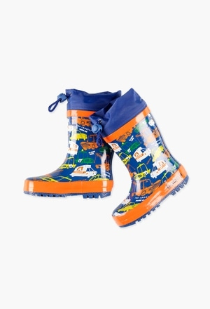 Boots for baby boy_1