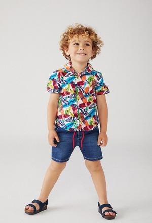 Hemd popelin für baby junge_1