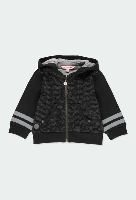 Fleece jacket fantasy for baby boy_1