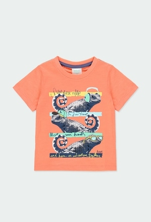 Camiseta malha para o bebé menino_1