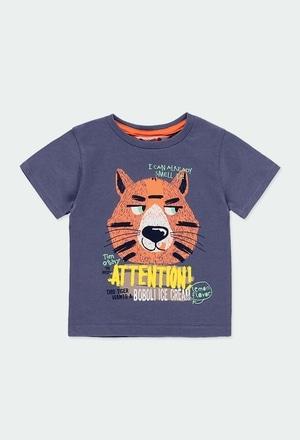 """Pack punto """"tigre"""" de bebé niño_1"""