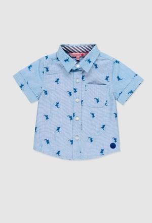 Camisa de tejido de bebé niño_1