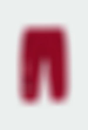 """Pantaloni felpati """"b84"""" per bimbo"""