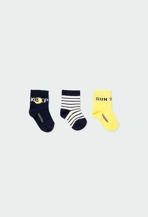 Pack of socks for baby boy_1