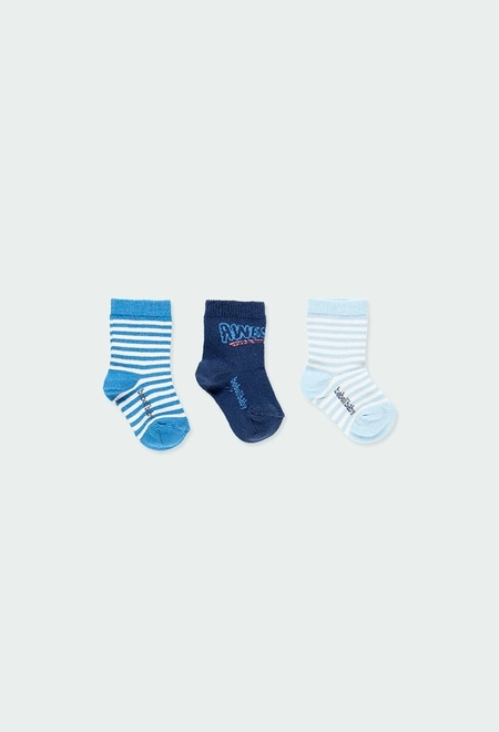 Pack of socks for baby boy_1
