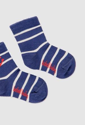Pack calcetines de bebé niño_1