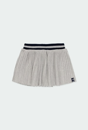 Knit skirt for girl_1