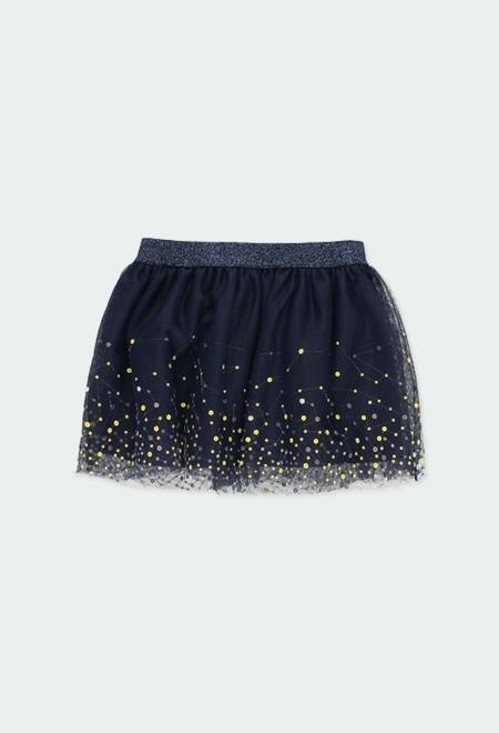Tulle skirt for girl_1