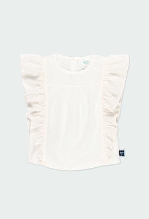Batiste blouse for girl_1