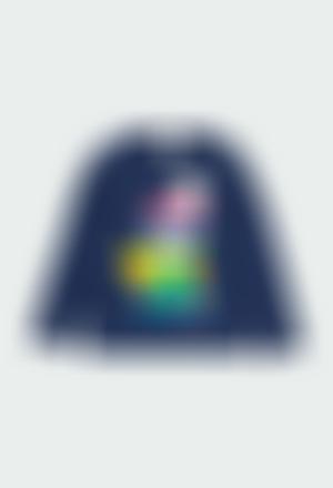 Knit t-Shirt for girl