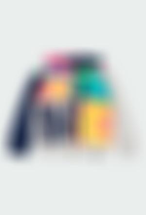 Fleece jacket for girl