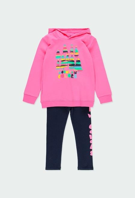 Pack en tricot pour fille_1
