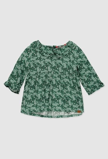 Blusa viscosa de niña_1