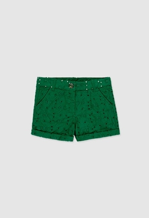 Batiste shorts for girl_1