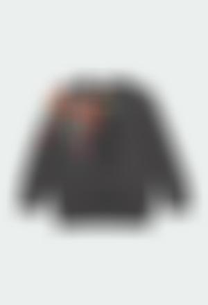 Knit t-Shirt polka dot for girl