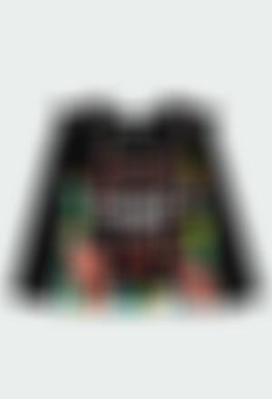 """Camiseta punto """"flamenco"""" de niña"""