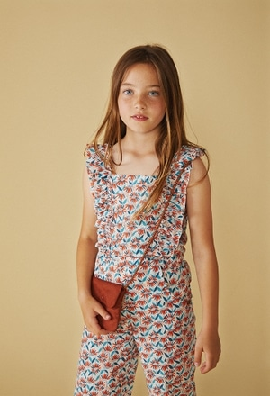 Batiste jumpsuit for girl_1