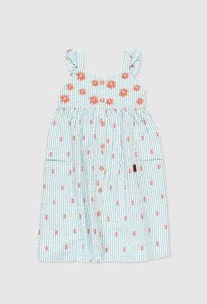 Vestido popelín de niña_1