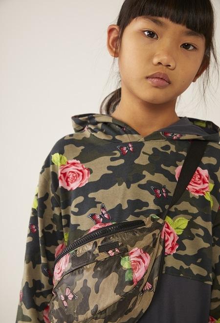 Zip bag for girl_1