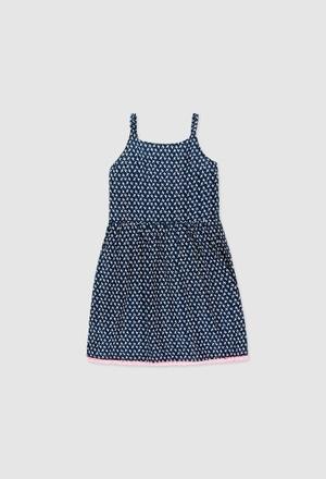 Vestido viscosa de niña_1
