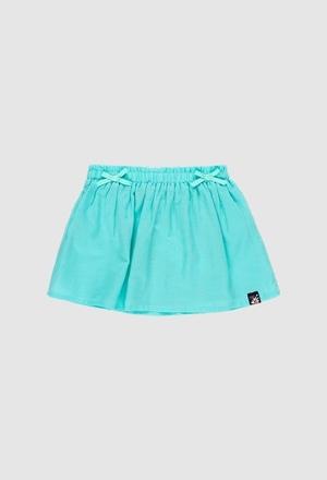 Batiste skirt for girl_1