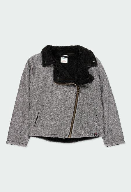 Fleece jacket fantasy for girl_1