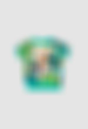T-Shirt gestrickt flame für mädchen
