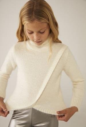 Maglione maglieria per ragazza_1