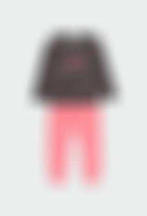 Pack jersey combinato per ragazza