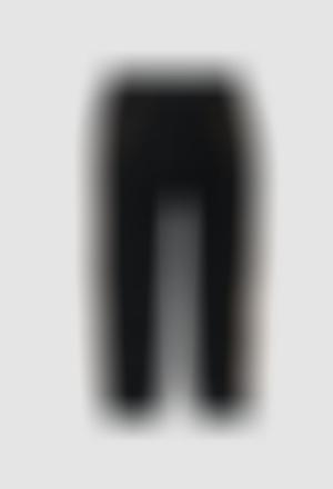 Pantalón felpa polipiel de niña