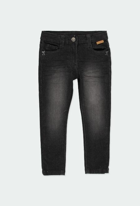 Jeans stretch pour fille_1