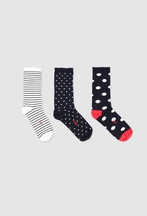 Pack of socks for girl_1