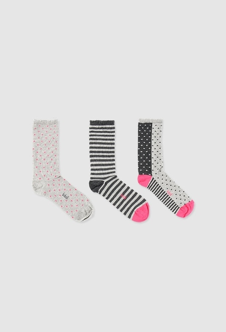 Pack of socks for girl_1