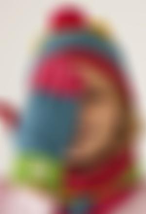 Guantes tricotosa de niña