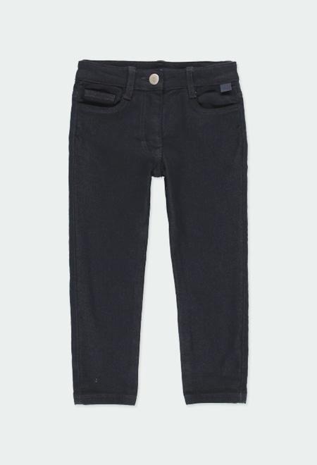 Pantalón sarga punto de niña_1