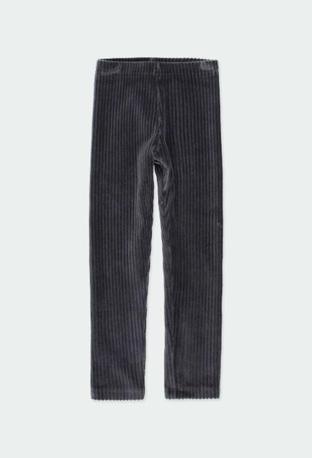 Leggings knit for girl_1