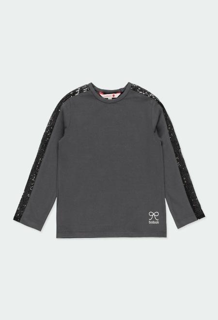 Camiseta punto con lentejuelas_1