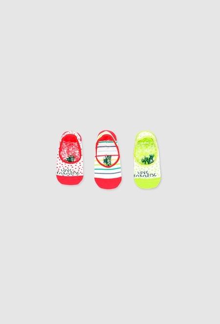 Packcalcetines de niña_1