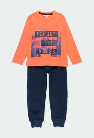 """Pack en tricot """"new york """" pour garçon_1"""