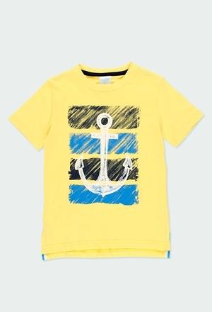 """Camiseta punto """"ancla"""" de niño_1"""