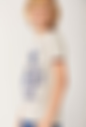 "Camiseta punto ""pulpo"" de niño"