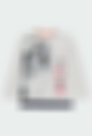 """Maglietta jersey """"bbl music"""" per ragazzo"""