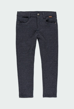 Knit trousers for boy_1