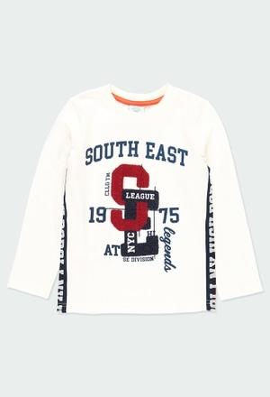 "Camiseta punto ""South East"" de niño_1"